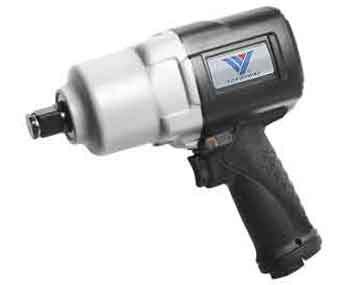"3//4/"" Drive Air Impact Wrench Twin Hammer 1250 ft//lb max  2 1/"" DR socket H D Gun"